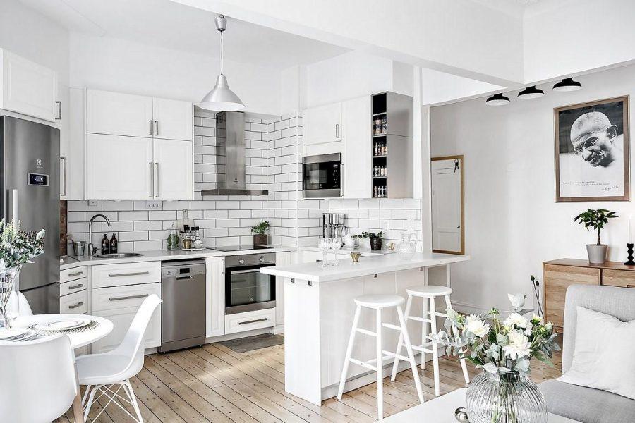 Lựa chọn kích thước tủ bếp phù hợp với không gian bếp là điều quan trọng