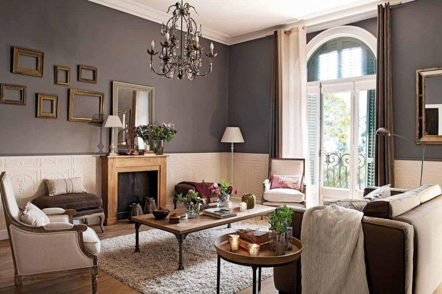 Ánh sáng tự nhiên giúp mang lại không gian thư giãn cho căn phòng