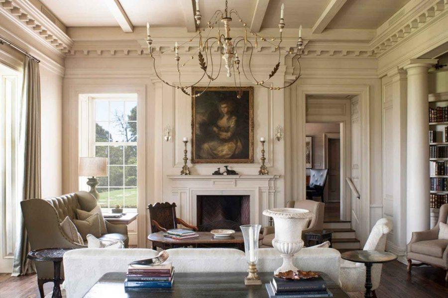 Trang trí phòng khách ấn tượng với bức tranh treo tường