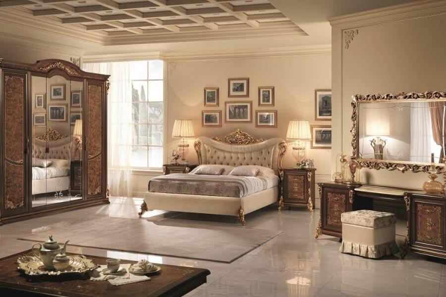 Giường ngủ là vật dụng quan trọng nhất trong phòng ngủ chính