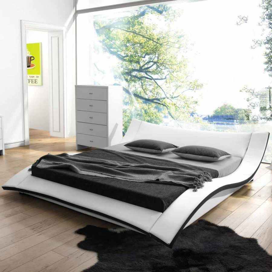 Sự thoải mái và ấm cúng để trong phòng ngủ hiện đại cần phải có sự đóng góp của các món đồ dệt may