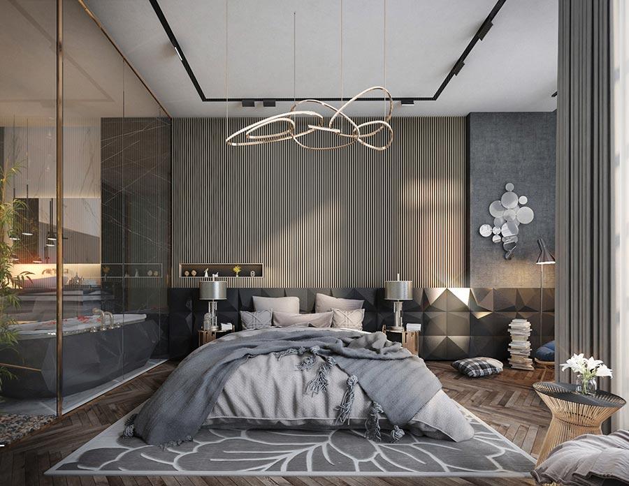 Thiết kế phòng ngủ hiện đại và ấm cúng chỉ với 10 mẹo nhỏ