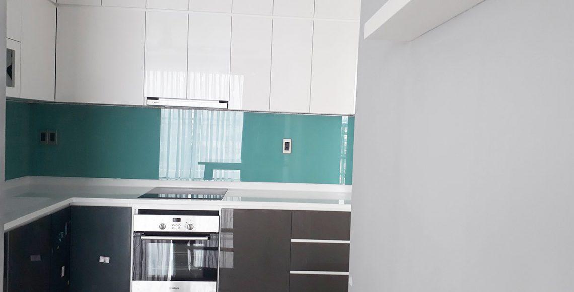 Thi công hoàn thiện nội thất căn hộ Tropic Garden - Hình 2
