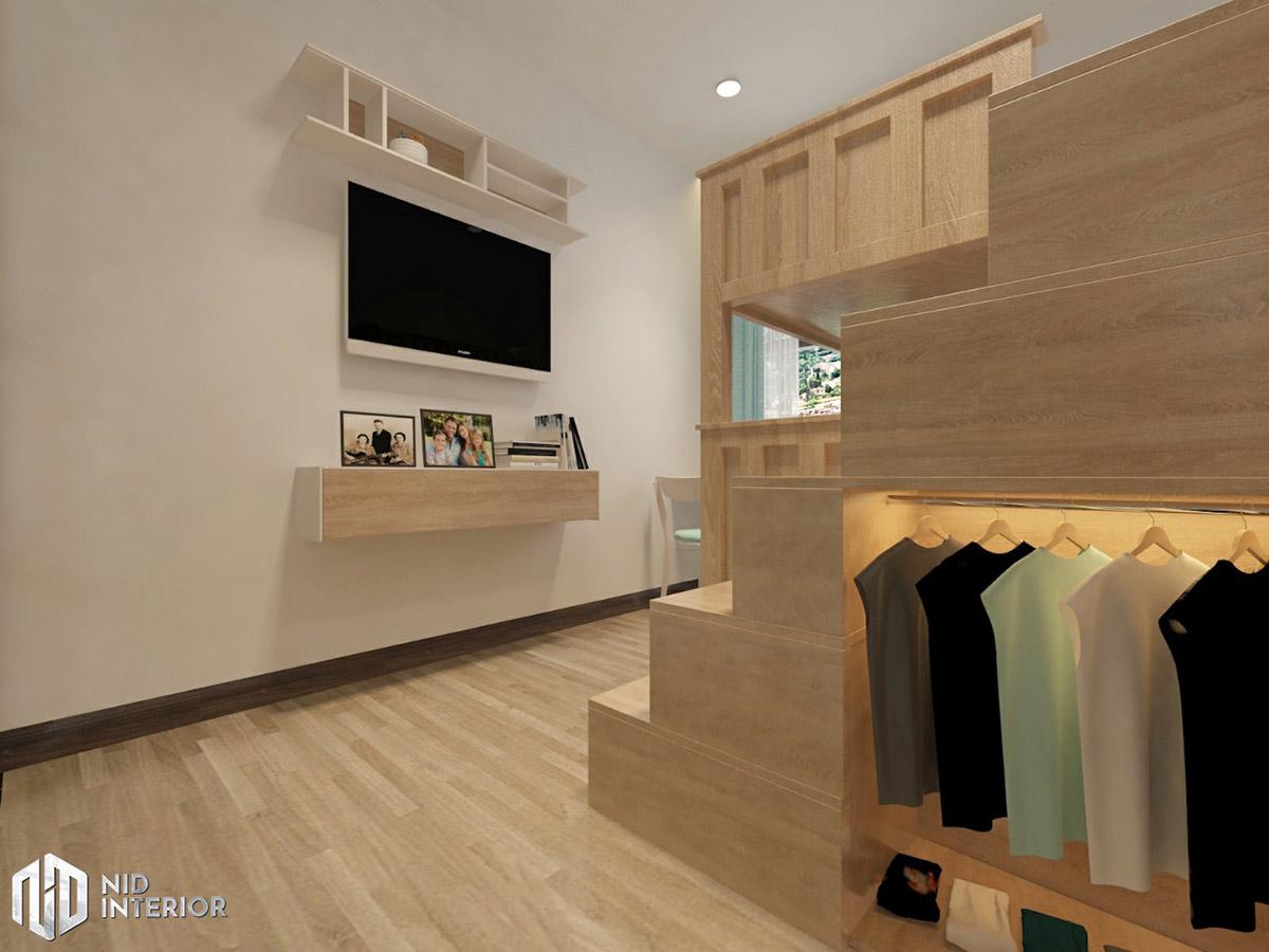 Thiết kế nội thất căn hộ Saigon South Residences - Phòng trẻ em