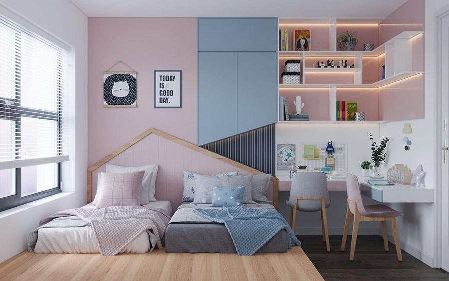 Lựa chọn đồ nội thất cho con ba mẹ cần phải thật tinh tế