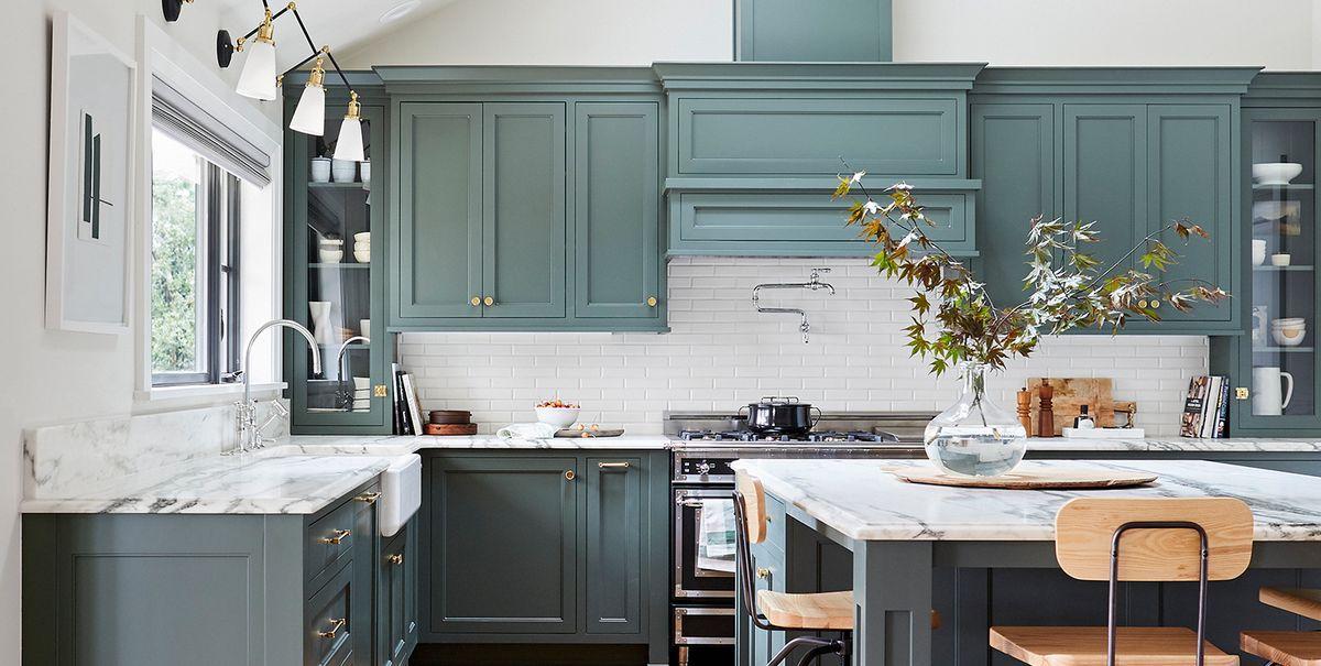 Tổng hợp những ý tưởng thiết kế tủ bếp đẹp và độc đáo