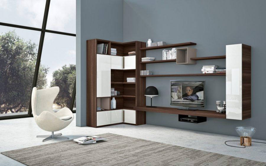 Một chiếc tủ đầy ấn tượng với nhiều phần, đa dụng và tiện lợi sẽ giúp bạn không ít cho việc tôn lên vẻ tinh tế của ngôi nhà đấy