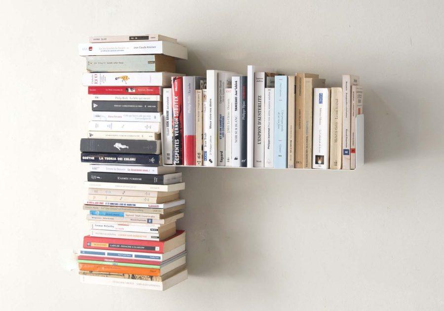 Nếu bạn đang nghĩ đến một chiếc kệ sách treo tường cơ bản để lưu trữ sách. Thì đây chính là sự lựa chọn thích hợp dành cho bạn