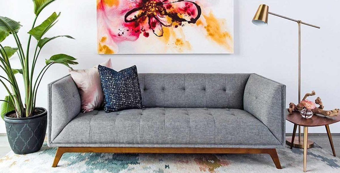 Sofa phòng khách ấn tượng và độc đáo