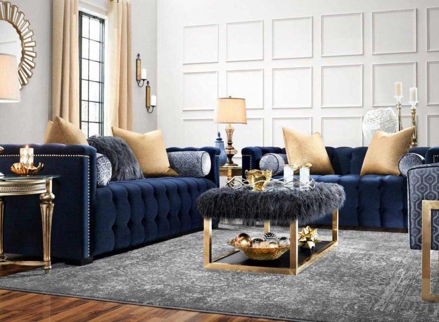 Sofa phòng khách nên có sự đồng nhất với phong cách phòng khách của bạn