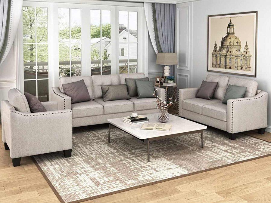 Khi quyết định về kích thước của ghế sofa phòng khách, bạn cần phải xem xét chúng trên nhiều khía cạnh