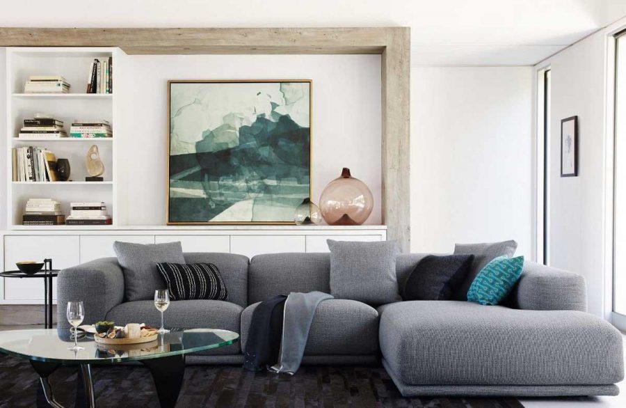 Quyết định vị trí của ghế sofa để phục vụ mục đích của bạn trong phòng khách