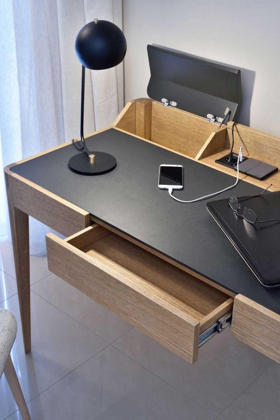 Khi sử dụng bàn làm việc cần cân bằng đến phong cách….