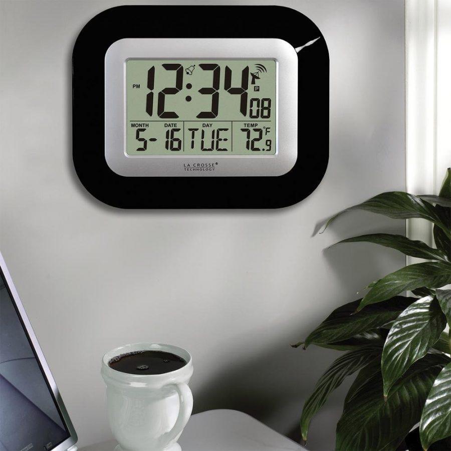 Đồng hồ nguyên tử chuẩn từng phút từng giây