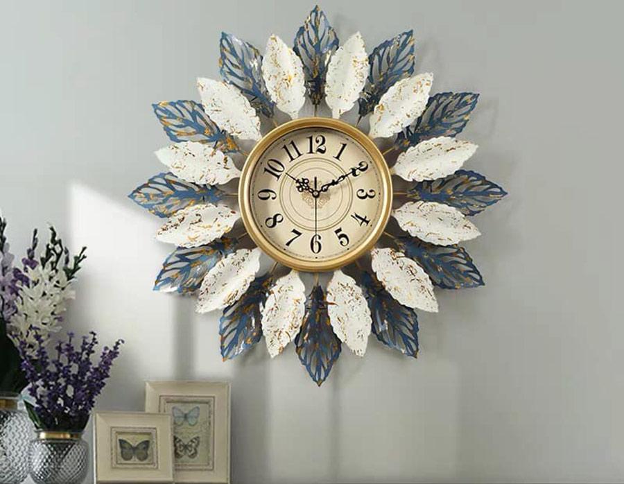 Nhắc đến trang trí tường nhà phải nhắc đến đồng hồ treo tường