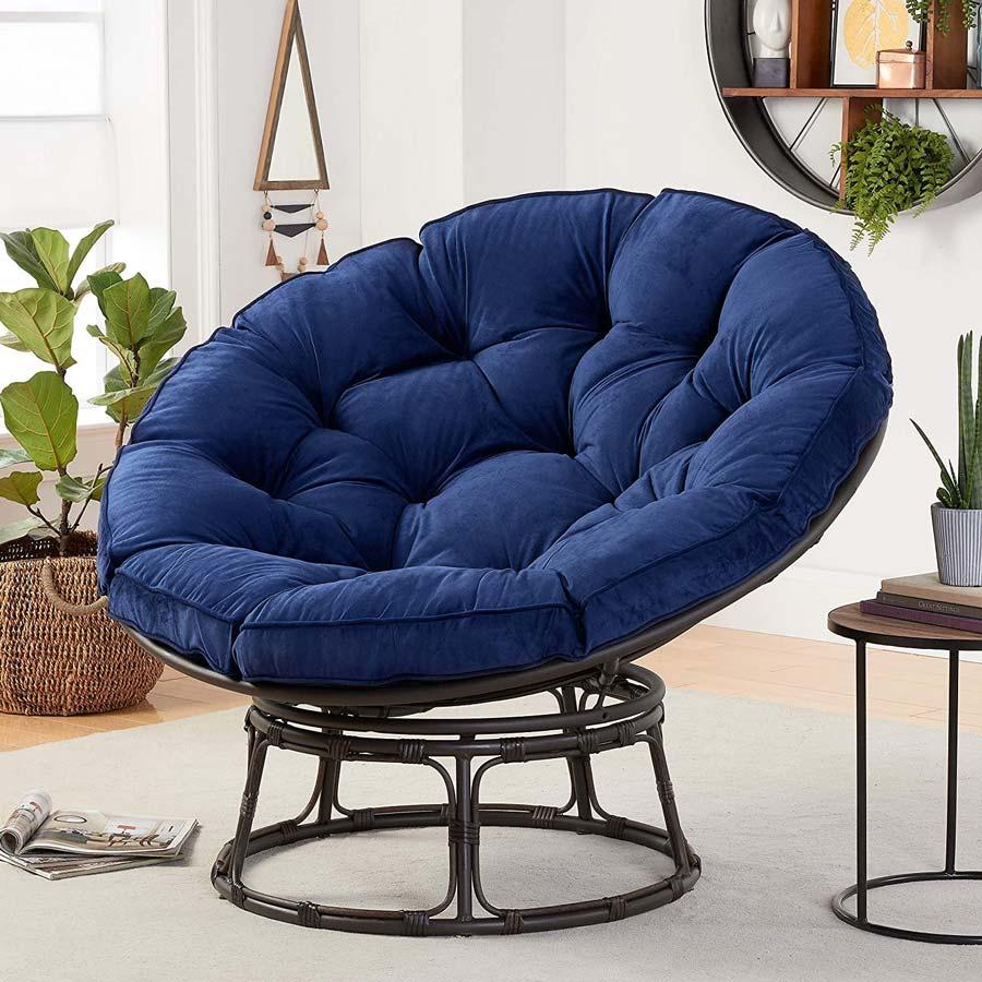 Một chiếc ghế thư giãn giúp bạn có được những giây phút thoải mái nhất