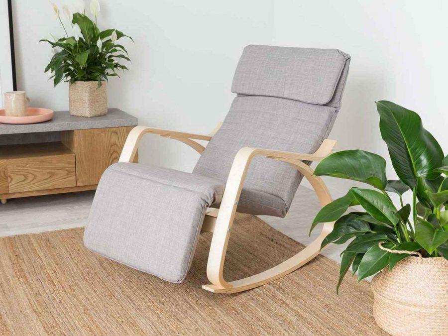 Cần chọn chiếc ghế có kích thước phù hợp với căn phòng của bạn