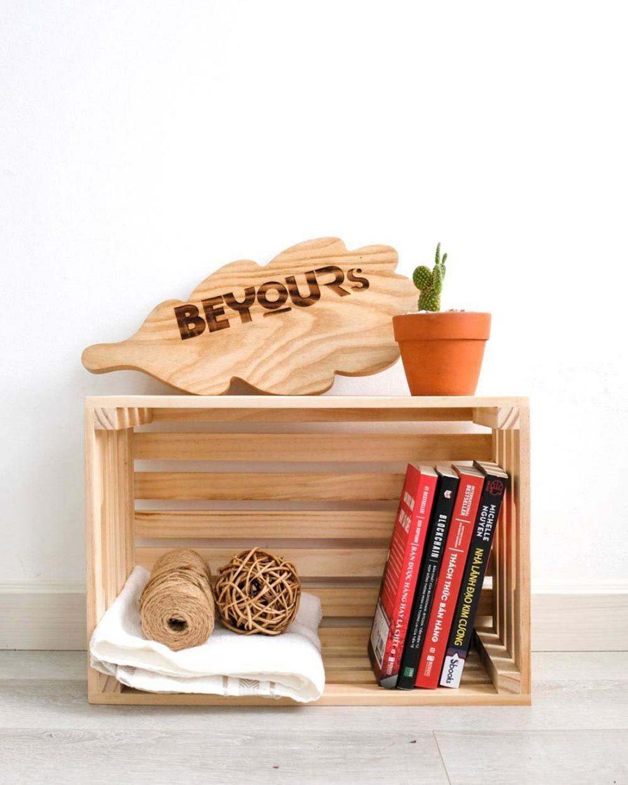 Ứng dụng của gỗ Pallet trong thiết kế nội thất