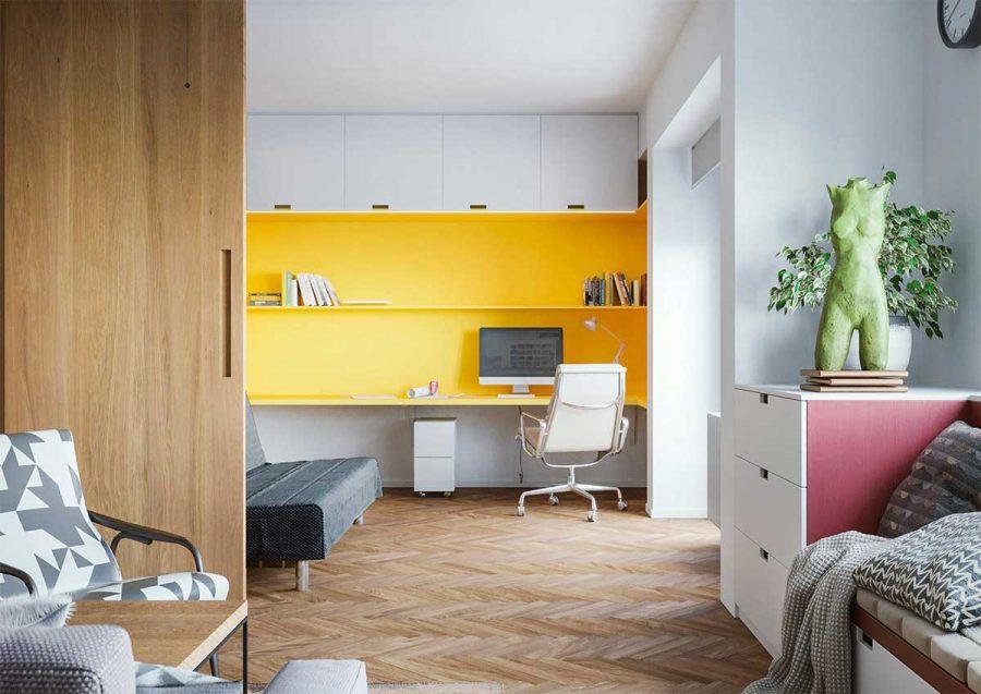 Những ý tưởng bàn làm việc hoàn hảo cho ngôi nhà bạn