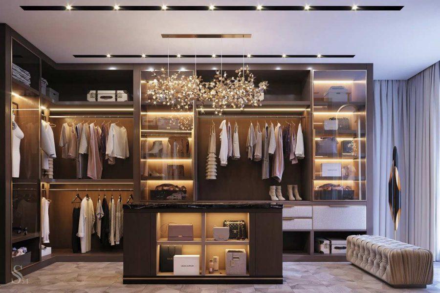 Tùy thuộc vào loại quần áo mà bạn có để chọn chức năng của tủ theo như mong muốn