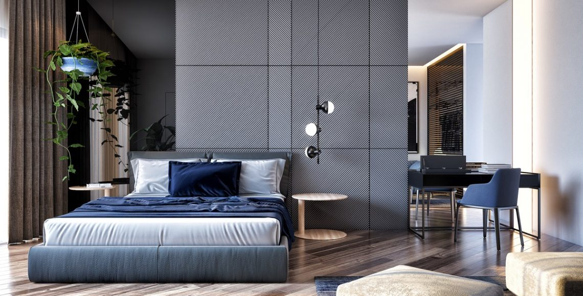 Bạn có hai loại khung giường, đó là khung bệ và khung gỗ