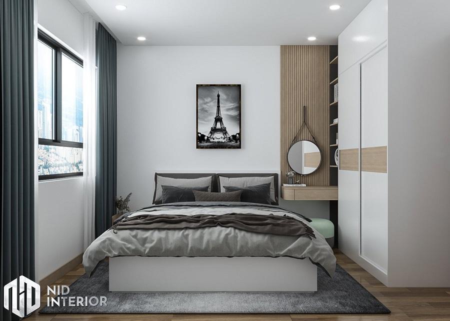 Một chiếc giường ngủ đẹp góp phần cải thiện giấc ngủ của bạn hơn nhiều