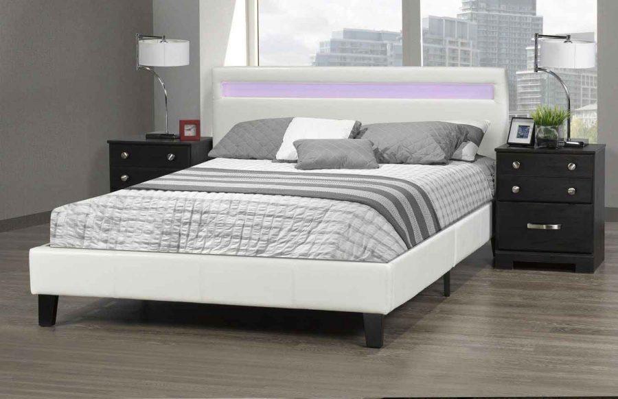 Giường cỡ Queen mang đến không gian ấm áp hơn