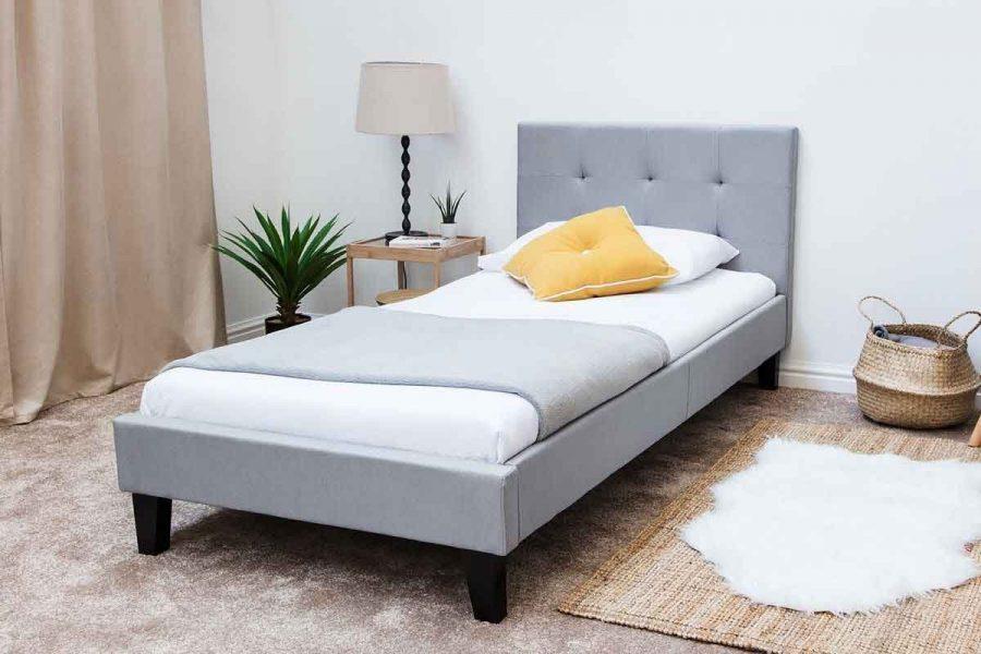 Giường đơn là lựa chọn phổ biến nhất cho trẻ đang lớn