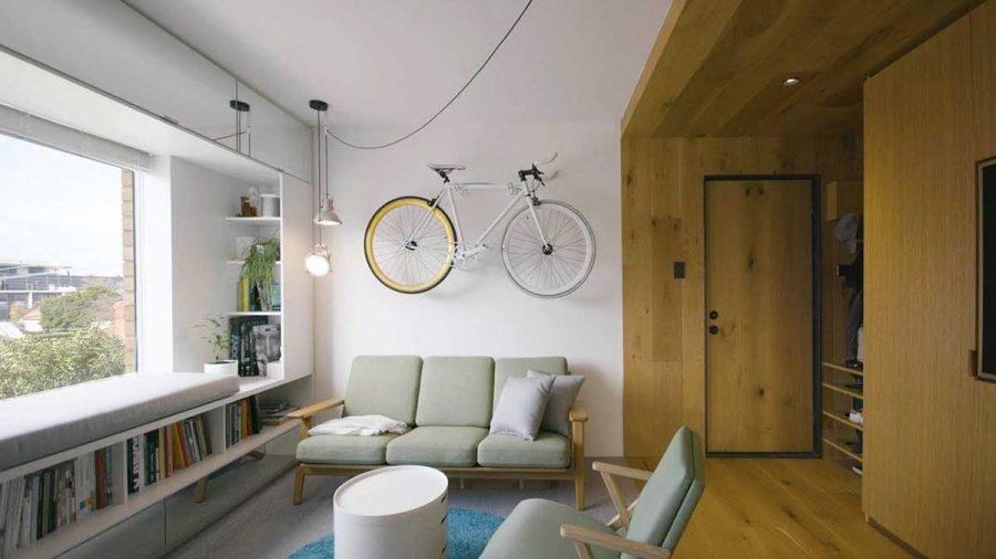 Thiết kế mẫu nội thất căn hộ 1 phòng ngủ không phải là điều dễ dàng
