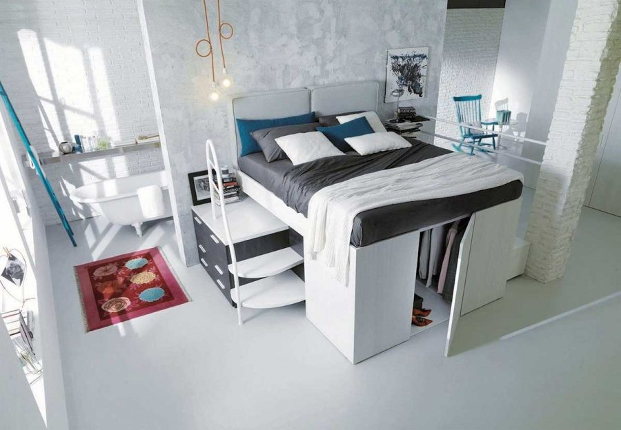Đồ nội thất đa chức năng giúp tiết kiệm không gian cho ngôi nhà