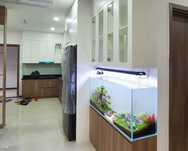 Thi công nội thất căn hộ Opal Saigon Pearl - Hình 5