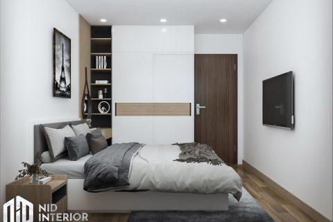 Thiết kế nội thất căn hộ Vinhomes Grand Park 69m2