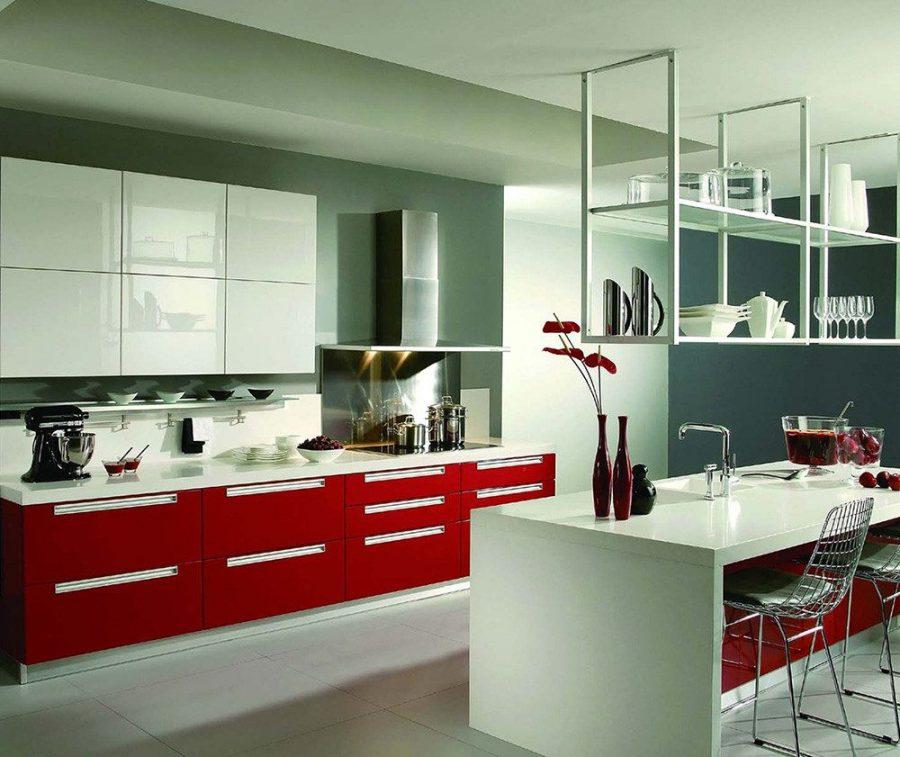 Chọn tủ bếp đẹp cần lưu ý đến nhiều vấn đề khác nhau