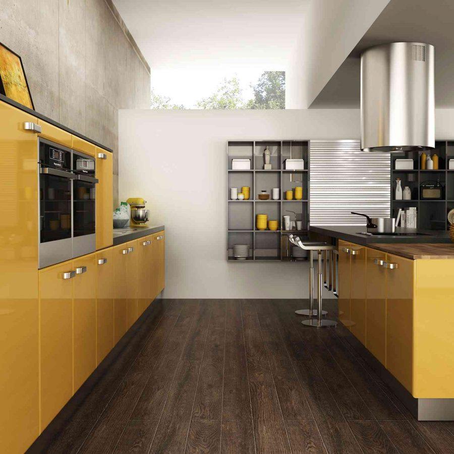 Tủ bếp Acrylic là gì? Cách chọn tủ bếp Acrylic phù hợp nhất