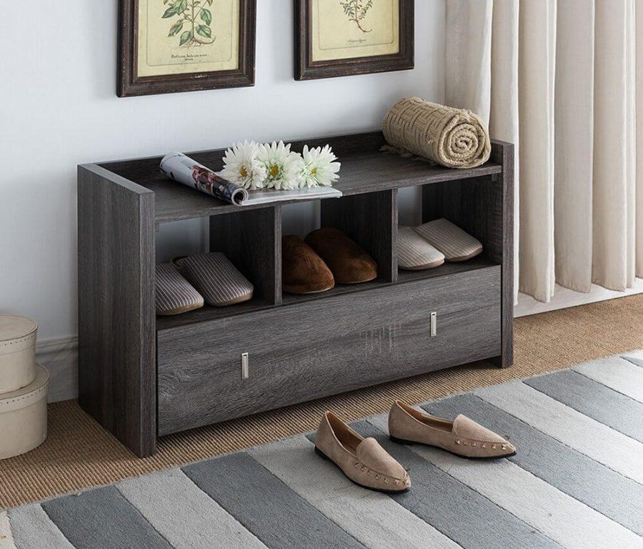 Tủ giày thông minh mang lại nhiều ưu điểm vượt trội hơn so với tủ giày thường