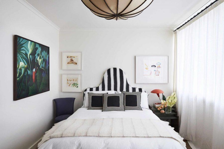 Decor phòng ngủ giúp không gian riêng tư của bạn được trở nên ấn tượng hơn