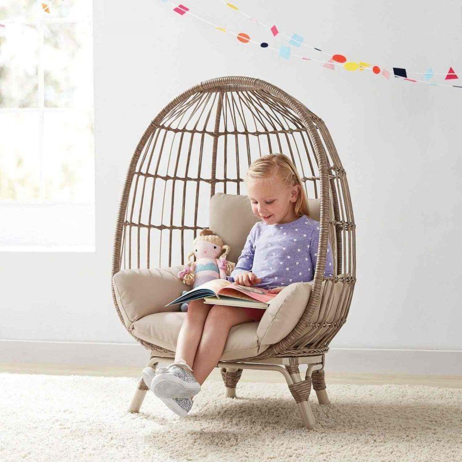 Hãy chọn loại ghế khiến trẻ em thực sự thấy thích chúng