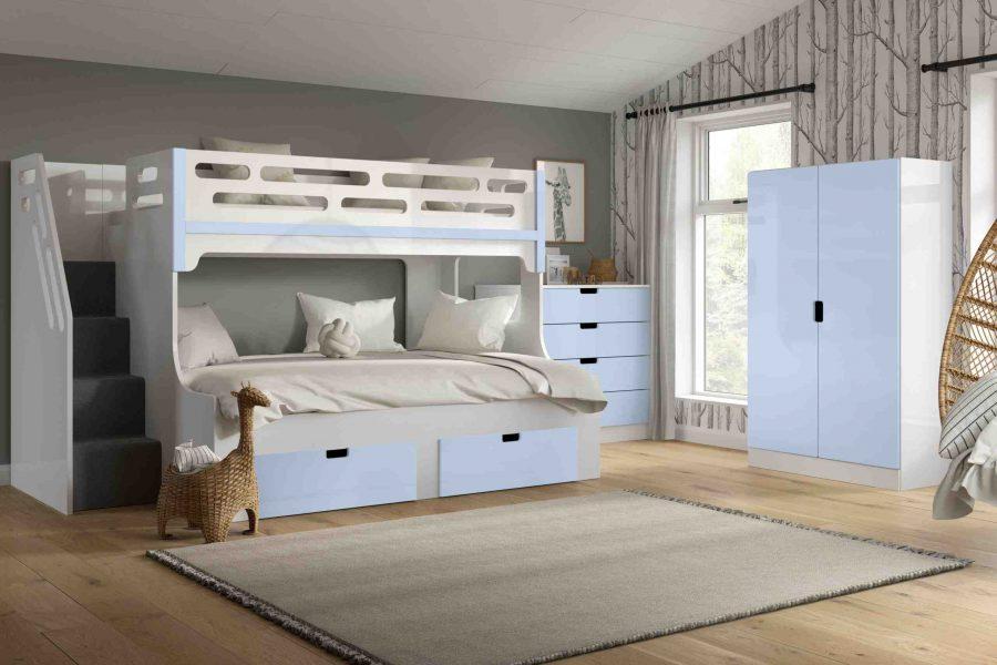 6 điều cần đặc biệt lưu ý khi chọn mua giường tầng cho bé