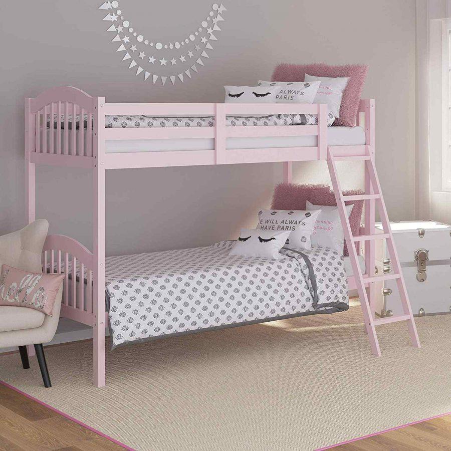 Tùy thuộc vào giới tính và sở thích của mỗi bé mà phong cách giường tầng có thể khác nhau