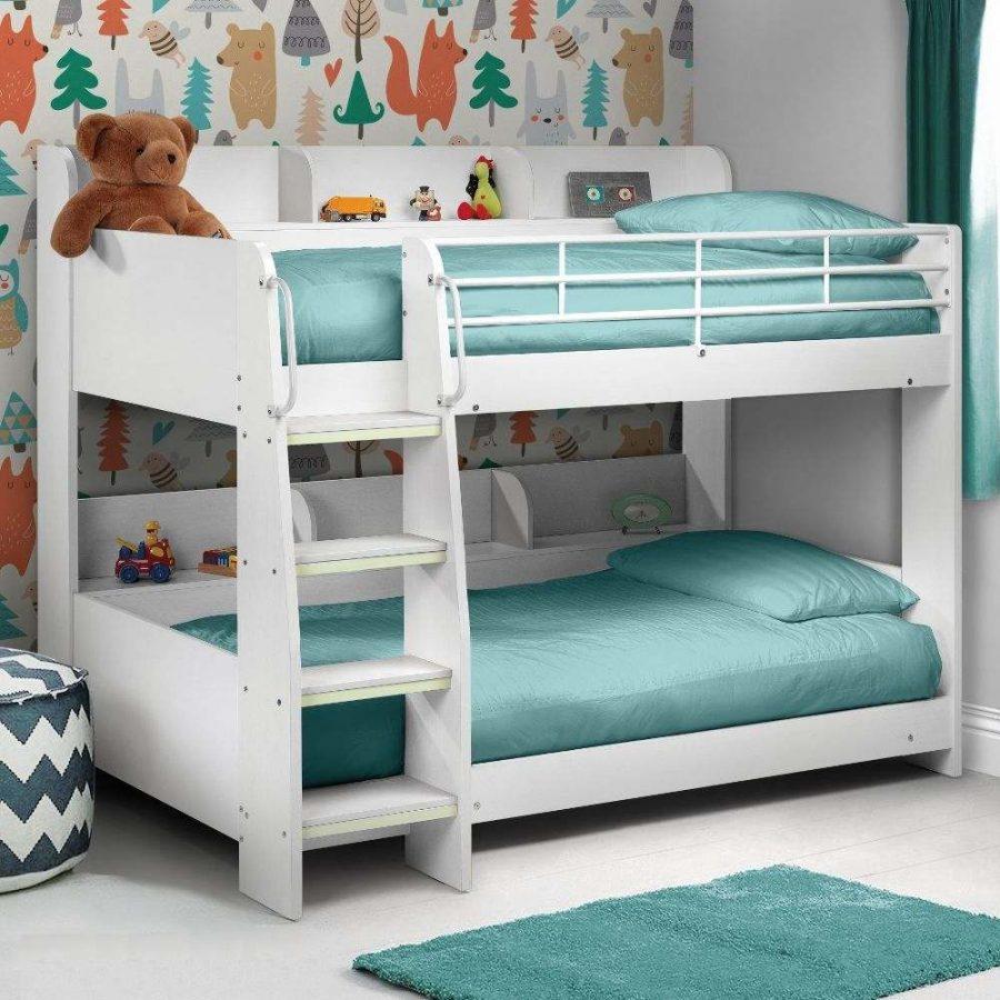 Độ tuổi của trẻ cũng ảnh hưởng đến kích thước của giường tầng