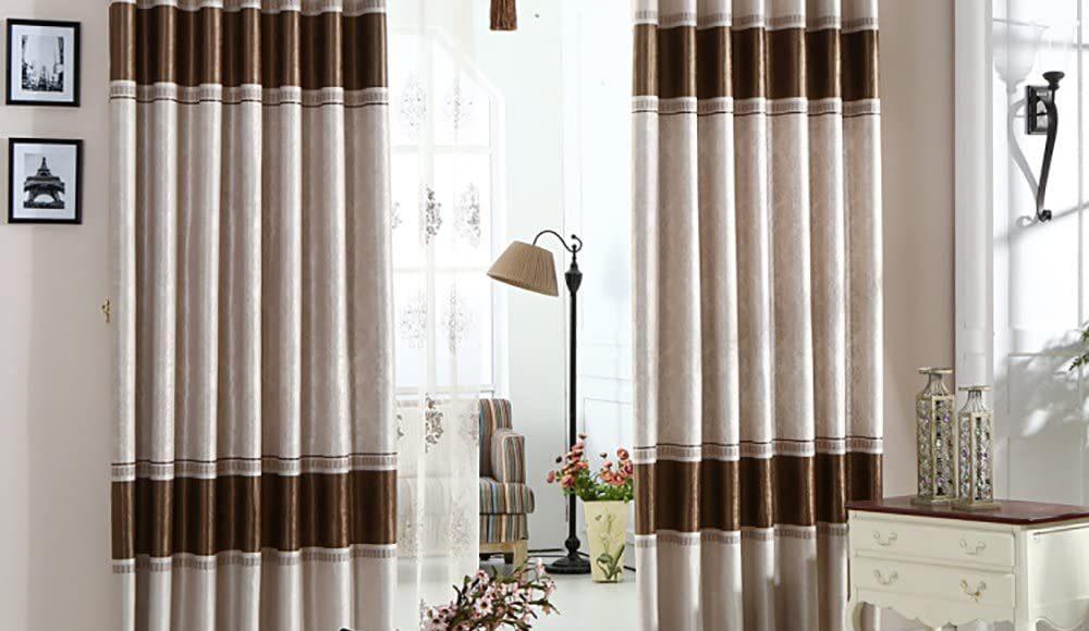 Màu sắc rèm cửa đẹp nên hòa hợp với đồ nội thất xung quanh
