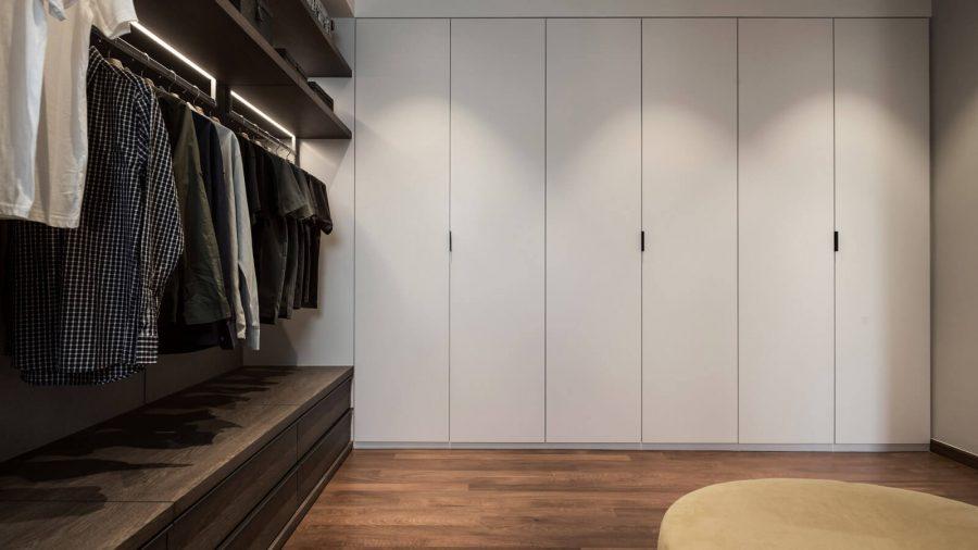 Nên chăm sóc tủ quần áo gỗ công nghiệp đẹp của bạn một cách cẩn thận nhất