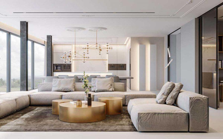 Hãy nắm rõ chức năng của không gian trước khi thiết lập yếu tố ánh sáng trong nội thất phù hợp