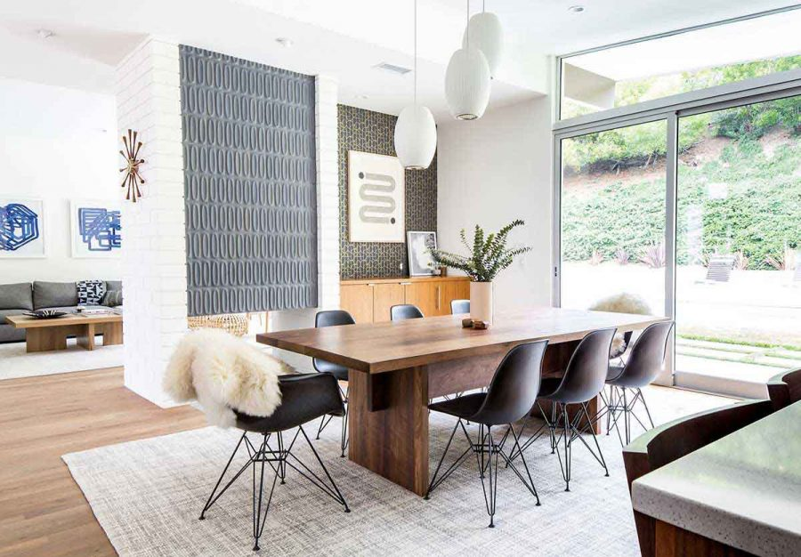 Yếu tố ánh sáng trong nội thất giúp bữa ăn thêm ấm cúng hơn