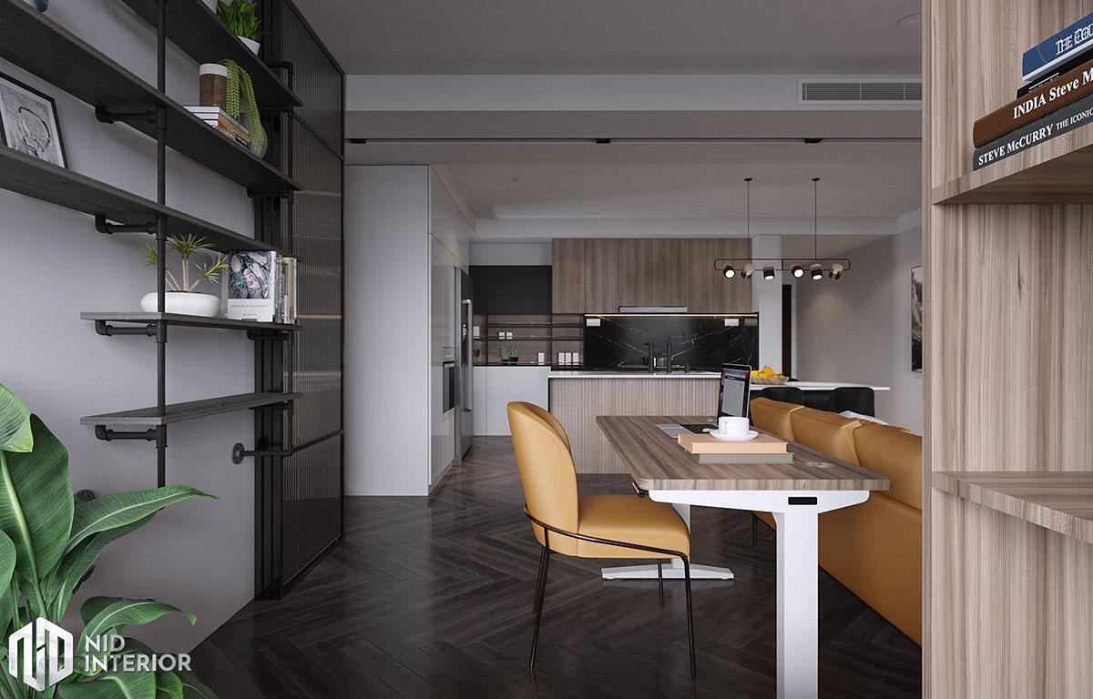 Thiết kế nội thất Saigon South Residences - Bàn ăn