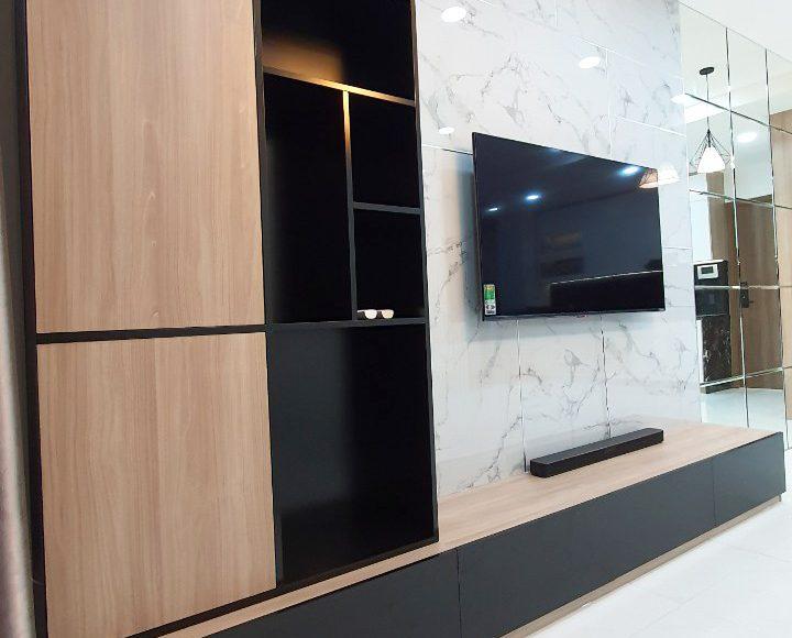 Thi công hoàn thiện nội thất căn hộ De Capella - Hình 11