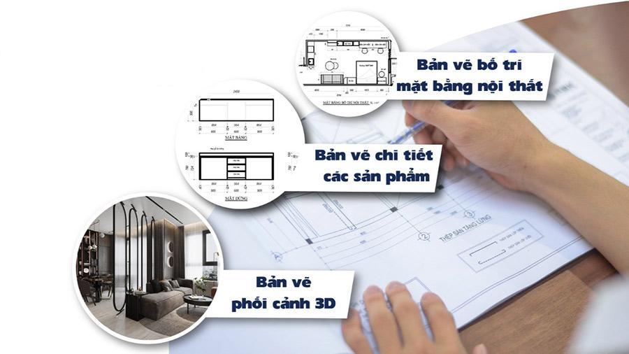Có nên thuê công ty thiết kế nội thất hay không?