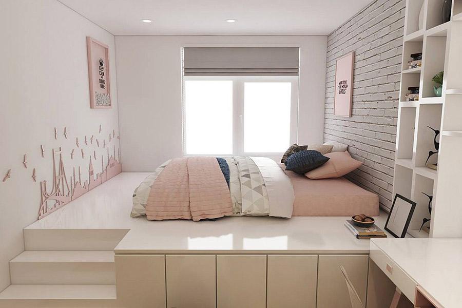 Giường ngủ bục là gì?