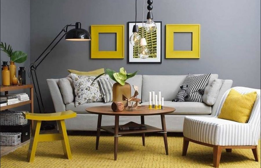 Màu sắc của năm 2021 & ứng dụng trong nội thất nhà ở