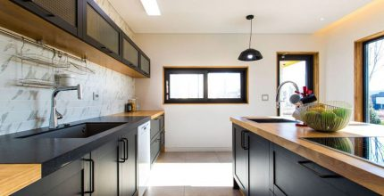 Top 6 cách bố trí nhà bếp đẹp thịnh hành nhất hiện nay